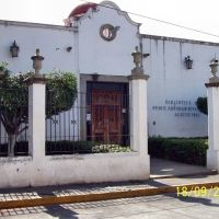 Biblioteca, Куаутла-Морелос