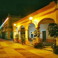 Palacio Municipal Zocalo, Куаутла-Морелос