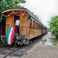 Tren con Maquina 279, Куаутла-Морелос