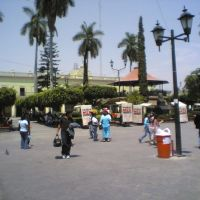 Cuautla Centro, Куаутла-Морелос