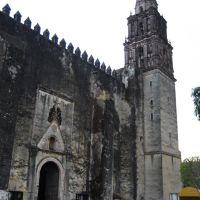 Catedral de Cuernavaca, Куэрнавака