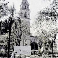 Cuernavaca - la cathédrale, Куэрнавака