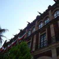 Palacio de Gobierno, Куэрнавака
