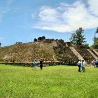 Ruinas Tlahuica, Куэрнавака
