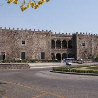 Palacio de Cortés, Куэрнавака
