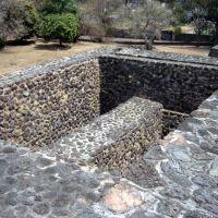Plataforma Pirámide Tlaloc y Huitchilopotzcli, Куэрнавака