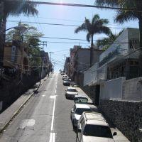 TIPICA CALLE DE CUERNAVACA, Куэрнавака