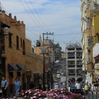 Cuernavaca, Hidalgo street, Куэрнавака