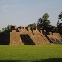 Piramide de Teopanzolco, Куэрнавака