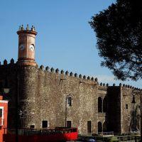 Palacio de Cortes, Куэрнавака