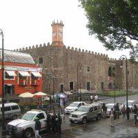 Cuernavaca: Palacio de Cortéz, Куэрнавака