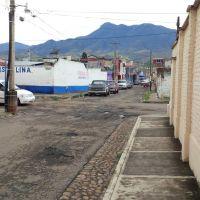 Calle Leandro Valle, Компостела