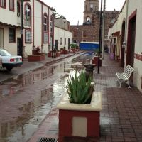 calle Morelos, Компостела