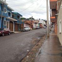 Calle General Rocha, Компостела