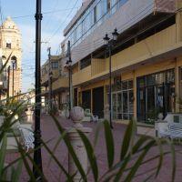 Andador Morelos, Компостела