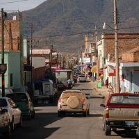 Calle Bravo y Aldama Compostela Nayarit Mexico, Компостела