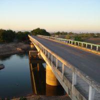 Puente de El Filo, Nayarit. Municipio de Tecuala, Nayarit., Текуала