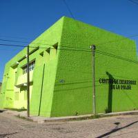 Centro de Desarrollo de la Mujer, Текуала