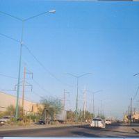 Carretera a San Luis frente a Parque Industrial, Мехикали