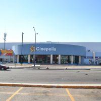 cinepolis nuevo mexicali, Мехикали