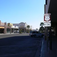 Historic Route 99, Calexico, California, Тиюана