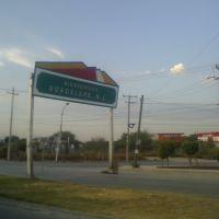 Entrada a Guadalupe N.L., Кадерита-Хименес