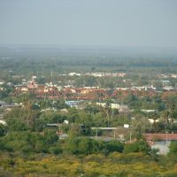 Vista de Linares desde Cerro la Tortuga, Линарес