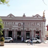 Botica Morelos, Линарес