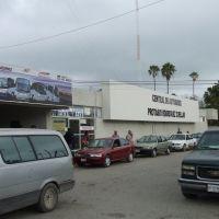 Fachada de Centrla de Autobuses, Линарес