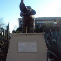 Entrada de Facpya. Linares N. L., Линарес