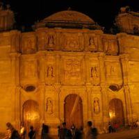 Catedral Principal de Colonial Capital de Oaxaca, Oaxaca, Оаксака (де Хуарес)