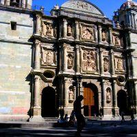 Catedral, Оаксака (де Хуарес)