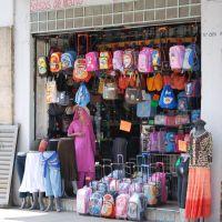 Comercio popular, Оаксака (де Хуарес)