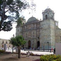Catedral de Oaxaca-Mèxic, Оаксака (де Хуарес)