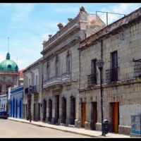 Av. Independencia, Oaxaca, Оаксака (де Хуарес)