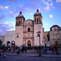 Ex Convento de Santo Domingo de Gusmán by  Mel Figueroa, Оаксака (де Хуарес)