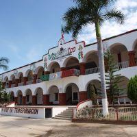Ayuntamiento de San Pedro Pochutla, Почутла