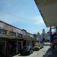 Pochutla street, Почутла