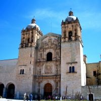 Messico-Oaxaca_S.Domingo, Техуантепек