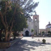 Templo de Tlacolula de Matamoros, Тлаколула (де Матаморос)