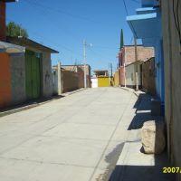 Callejón Cristobal Colón, Tlacolula, Oaxaca., Тлаколула (де Матаморос)