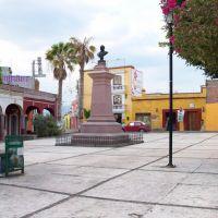 Parque Juarez, Тлаколула (де Матаморос)
