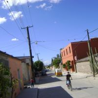 Calle 2 de Abril. Tlacolula, Oaxaca., Тлаколула (де Матаморос)