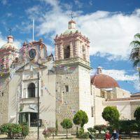 Iglesia de Tlacolula, Тлаколула (де Матаморос)