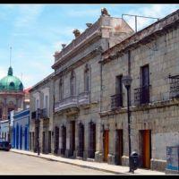 Av. Independencia, Oaxaca, Тукстепек