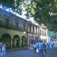 Zócalo de Oaxaca, Тукстепек