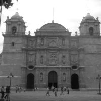 Catedral de Oaxaca, Хуахуапан-де-Леон