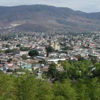 Oaxaca desde el H. Victoria, Хуахуапан-де-Леон