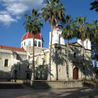 Iglesia del Llano, Хуахуапан-де-Леон