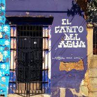 el canto del agua, oaxaca, Хуахуапан-де-Леон